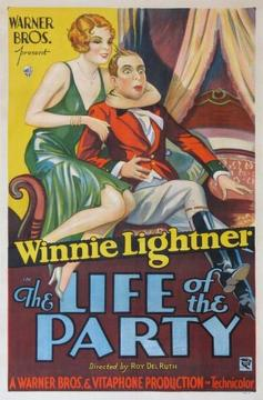 Best Music Movies of 1930 : The Life of the Party