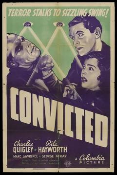 Best Mystery Movies of 1938 : Convicted