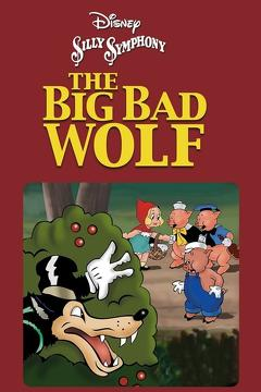 Best Animation Movies of 1934 : The Big Bad Wolf