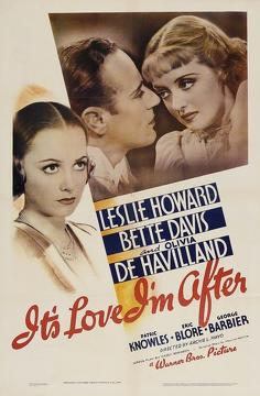 Best Comedy Movies of 1937 : It's Love I'm After