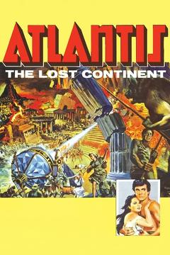 Best Science Fiction Movies of 1961 : Atlantis: The Lost Continent