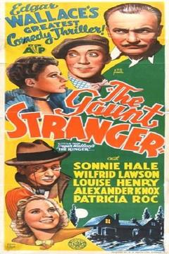 Best Mystery Movies of 1938 : The Gaunt Stranger