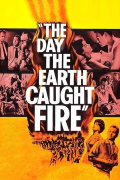 Best Science Fiction Movies of 1961 : The Day the Earth Caught Fire