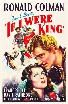 Best Adventure Movies of 1938 : If I Were King