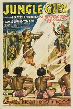 Best Action Movies of 1941 : Jungle Girl
