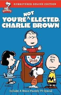 Best Animation Movies of 1972 : You're Not Elected, Charlie Brown