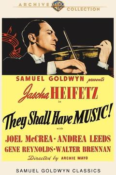 Best Music Movies of 1939 : They Shall Have Music
