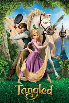 Best Animation Movies of 2010 : Tangled