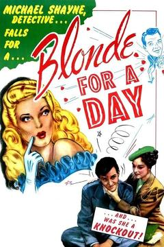Best Crime Movies of 1946 : Blonde for a Day