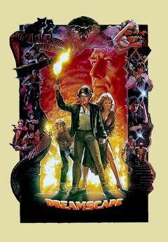 Best Horror Movies of 1984 : Dreamscape