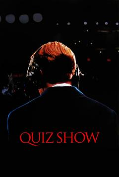 Best History Movies of 1994 : Quiz Show