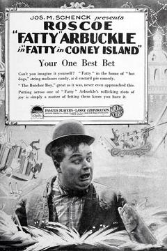 Best Comedy Movies of 1917 : Coney Island