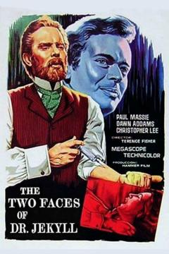 Best Horror Movies of 1960 : The Two Faces of Dr. Jekyll