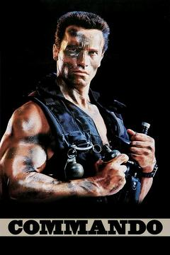 Best Action Movies of 1985 : Commando