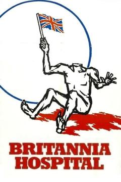 Best Science Fiction Movies of 1982 : Britannia Hospital