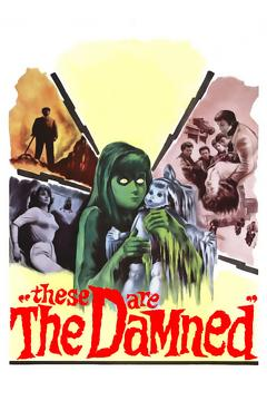 Best Romance Movies of 1962 : The Damned