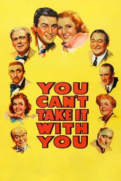 Best Drama Movies of 1938 : You Can't Take It with You