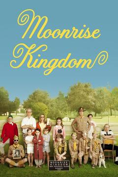 Best Drama Movies of 2012 : Moonrise Kingdom