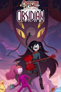 Best Tv Movie Movies of This Year: Adventure Time: Distant Lands - Obsidian