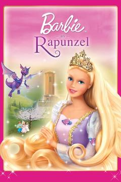 Best Animation Movies of 2002 : Barbie as Rapunzel