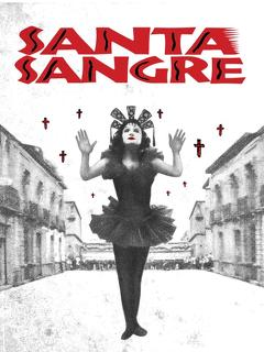 Best Horror Movies of 1989 : Santa Sangre