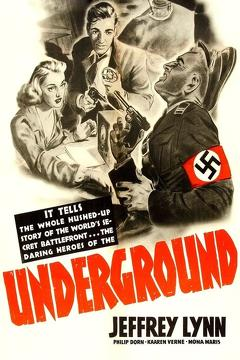 Best Adventure Movies of 1941 : Underground