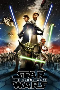 Best Animation Movies of 2008 : Star Wars: The Clone Wars