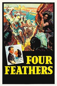 Best Romance Movies of 1939 : The Four Feathers