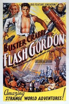 Best Science Fiction Movies of 1936 : Flash Gordon