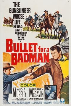 Best Western Movies of 1964 : Bullet for a Badman