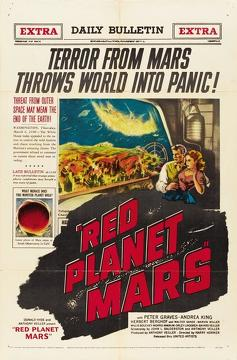 Best Science Fiction Movies of 1952 : Red Planet Mars