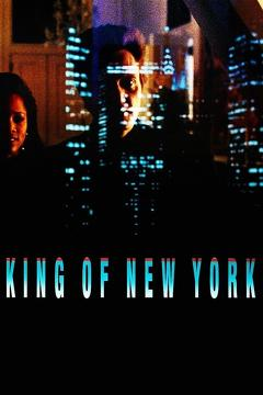 Best Crime Movies of 1990 : King of New York