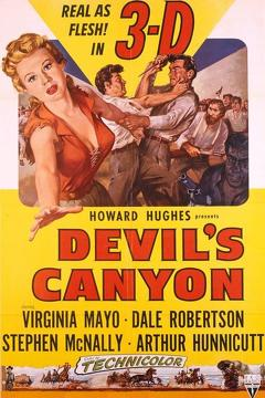 Best Action Movies of 1953 : Devil's Canyon