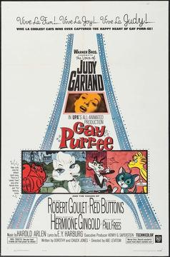 Best Music Movies of 1962 : Gay Purr-ee