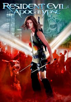 Best Horror Movies of 2004 : Resident Evil: Apocalypse