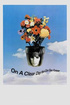 Best Music Movies of 1970 : On a Clear Day You Can See Forever