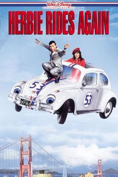 Best Family Movies of 1974 : Herbie Rides Again