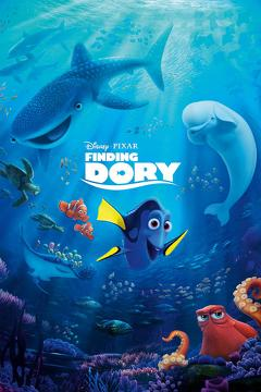 Best Animation Movies of 2016 : Finding Dory
