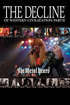 Best Documentary Movies of 1988 : The Decline of Western Civilization Part II: The Metal Years