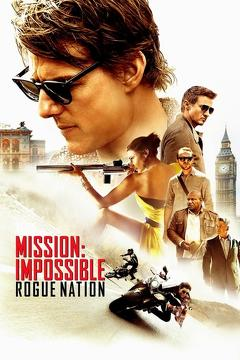 Best Adventure Movies of 2015 : Mission: Impossible - Rogue Nation