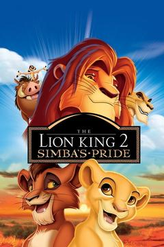 Best Animation Movies of 1998 : The Lion King II: Simba's Pride