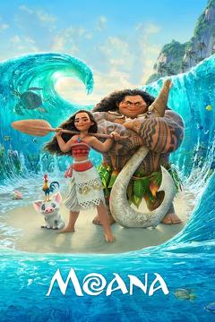 Best Comedy Movies of 2016 : Moana