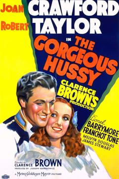 Best History Movies of 1936 : The Gorgeous Hussy