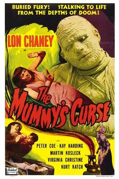 Best Fantasy Movies of 1944 : The Mummy's Curse