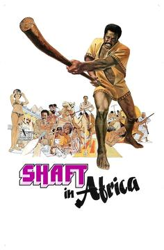 Best Adventure Movies of 1973 : Shaft in Africa