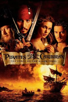 Best Action Movies of 2003 : Pirates of the Caribbean: The Curse of the Black Pearl
