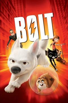 Best Comedy Movies of 2008 : Bolt