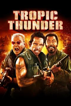 Best War Movies of 2008 : Tropic Thunder