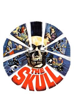Best Horror Movies of 1965 : The Skull