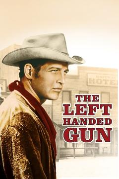 Best Western Movies of 1958 : The Left Handed Gun